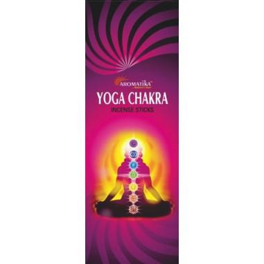 Encens Yoga Chakra Aromatika