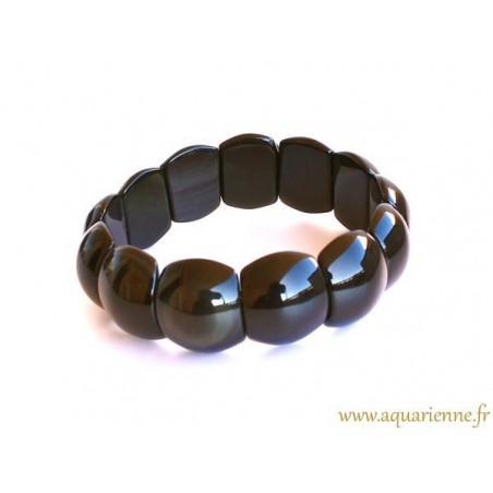 Bracelet en Obsidienne Oeil Céleste