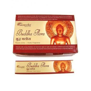Encens Buddha Flora Aromatika (15g)