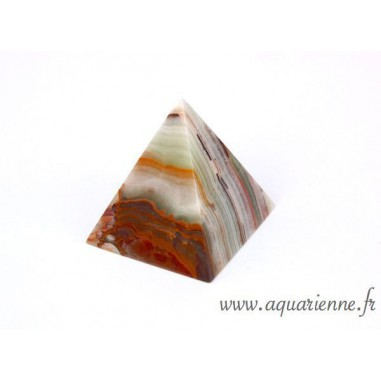 Pyramide Onyx Marbre