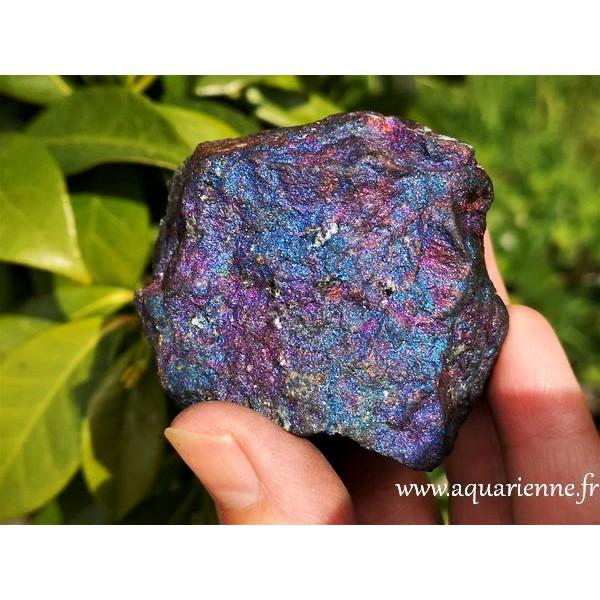Chalcopyrite brute du Mexique qualité extra