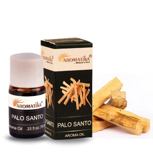 Huile parfumée Aromatika Palo Santo