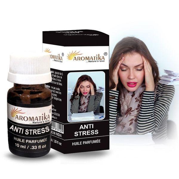Huile parfumée Aromatika Anti Stress