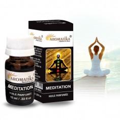 Huile aromatique pour diffuseur et brûle parfum - Méditation