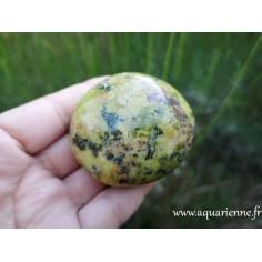 Galet Opale verte de Madagascar - 120g