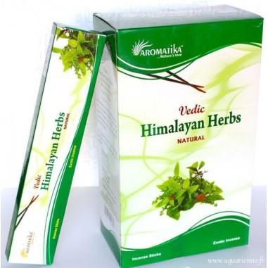 Encens Védique aux Herbes de l'Himalaya Aromatika