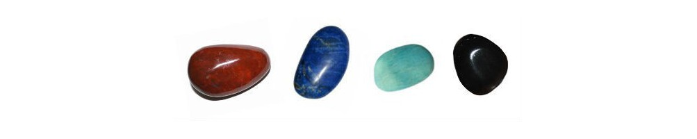 Galets en pierres naturelles du monde entier sur Aquarienne.fr Boutique en ligne pour le bien-être et l'éveil