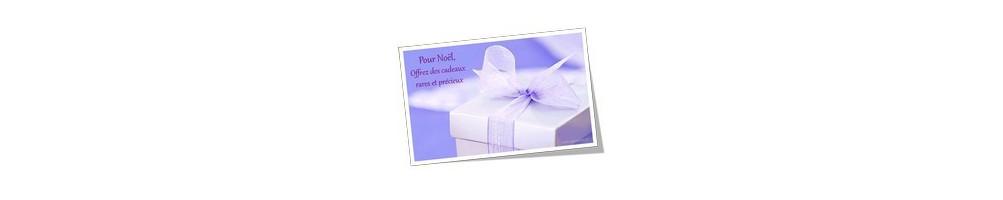 Pour Noël, offrez des cadeaux rares et précieux