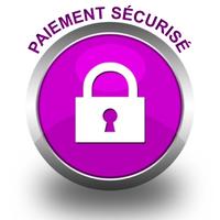 Aquarienne a choisi PayPal pour garantir la sécurité de vos transactions en ligne